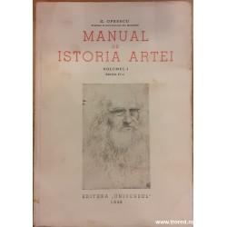 Manual de istoria artei...
