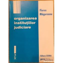 Organizarea institutiilor...
