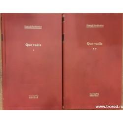 Quo Vadis 2 volume Colectia...