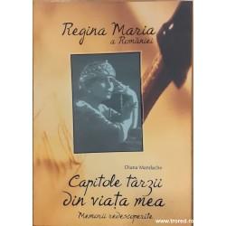 Regina Maria a Romaniei....