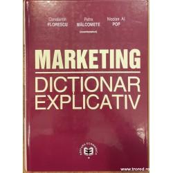Marketing Dictionar explicativ