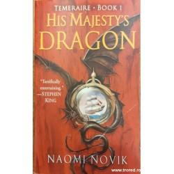 His majesty's dragon....