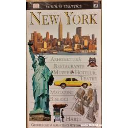 New York. Ghiduri turistice