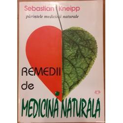 Remedii de medicina naturala