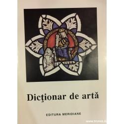 Dictionar de arta volumul 2