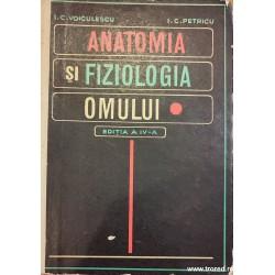 Anatomia si fiziologia omului