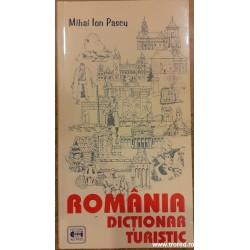 Romania. Dictionar turistic