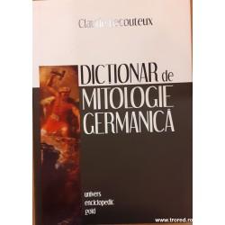 Dictionar de mitologie...