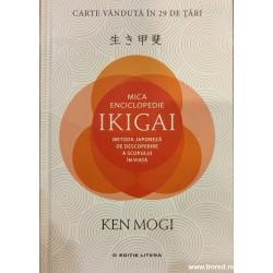 Mica enciclopedie ikigai....