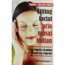 Lifting facial prin masaj...