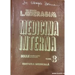 Medicina interna 3. Bolile...
