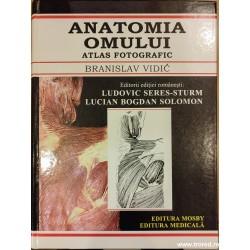 Anatomia omului atlas...