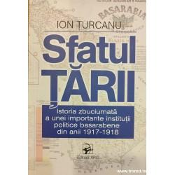 Sfatul Tarii. Istoria...