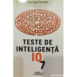 Teste de inteligenta IQ 7