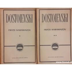 Fratii Karamazov 2 volume