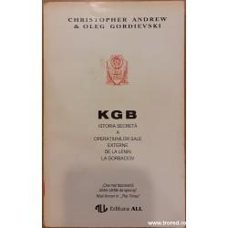 KGB istoria secreta a...
