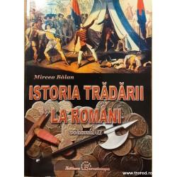 Istoria tradarii la romani...