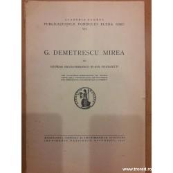 G. Demetrescu Mirea