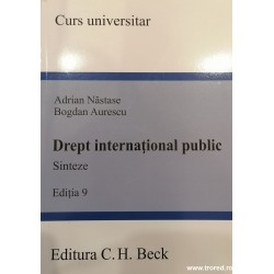 Drept international public....
