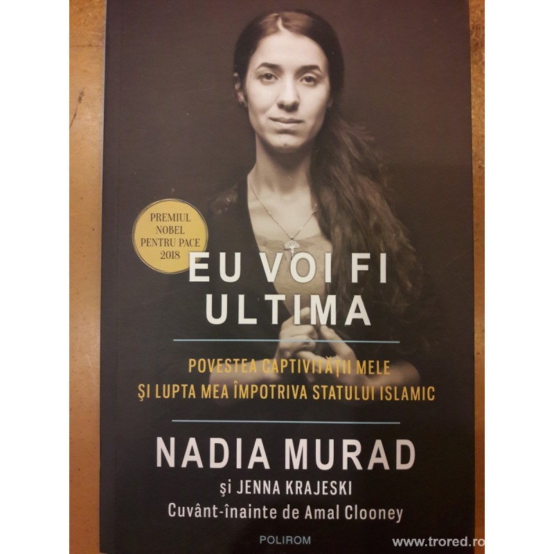 Eu Serei A Última, Nadia Murad - eBook - Bertrand