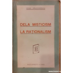Dela misticism la rationalism