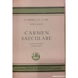 Carmen Saeculare