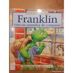 Franklin vrea un animalut...
